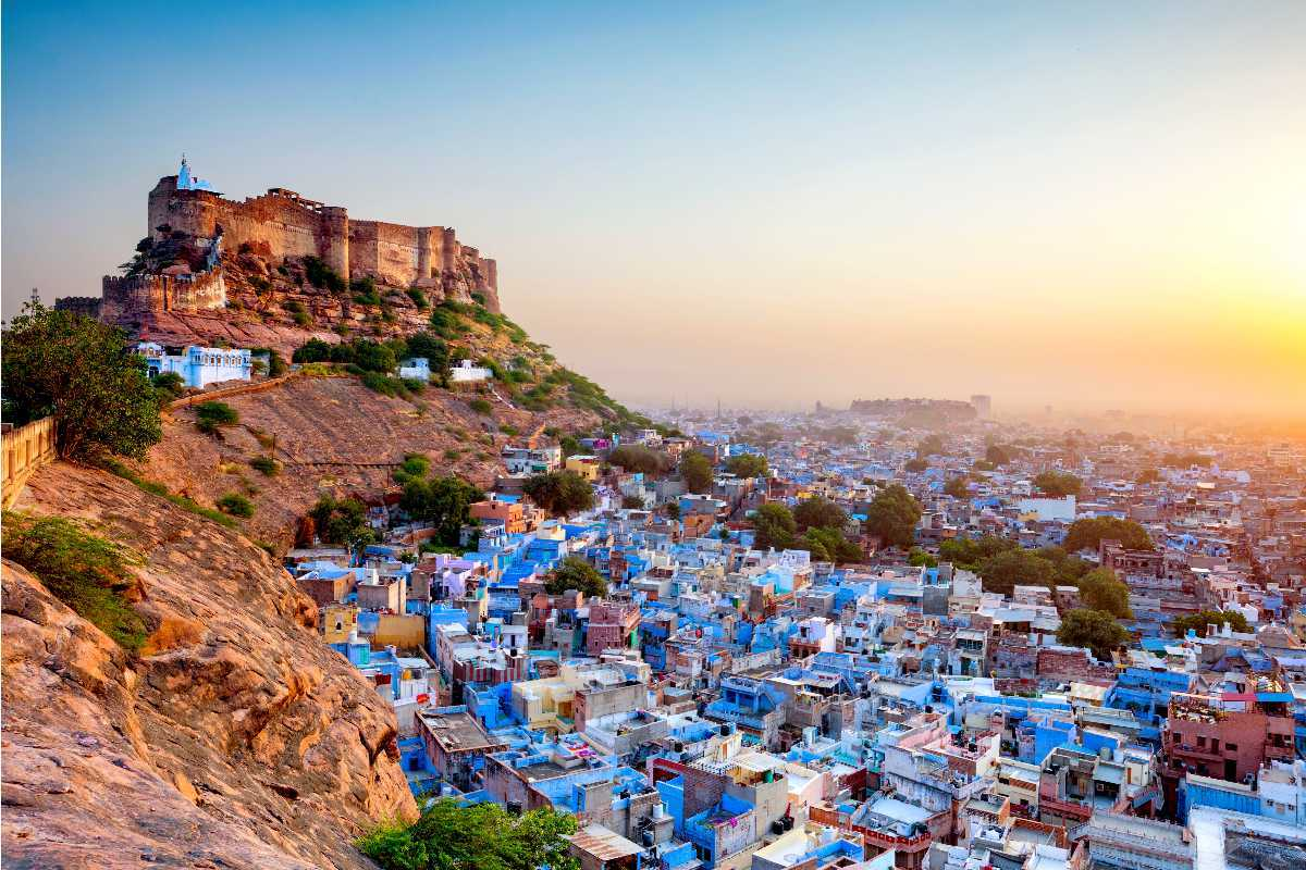 One Day Jodhpur Sightseeing road trip | Book a Car, Taxi, Cab for One Day tour